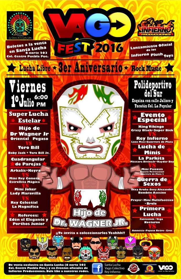 Vago Fest 2016 Proximamente