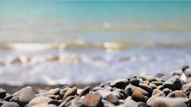 Coast Sea Stones HD Wallpaper