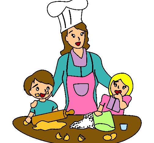 Mundo infantil actividades para ni os y padres for Cocinar para 5 personas