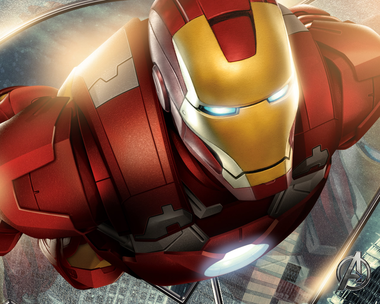 The Avengers 12 Poster Keren Versi Komik MUVIpedia