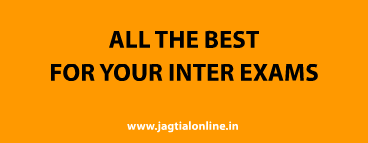 All Inter Students, Inter exams, Exams 2013, Intermediate exams, latest job notifications, jagtial , jagtial online