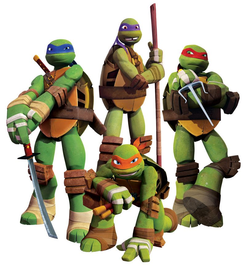 Getting it Together: COWABUNGA! It's a TMNT Party!