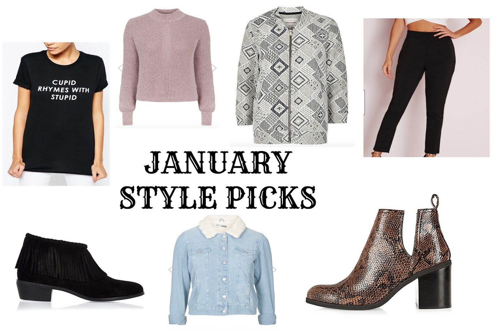 fashion january style picks