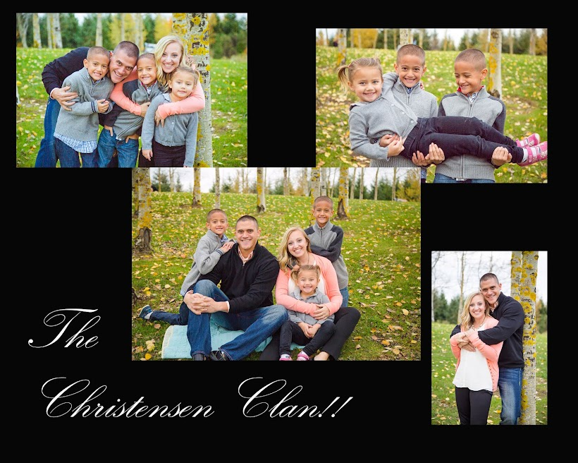 Christensen Clan!