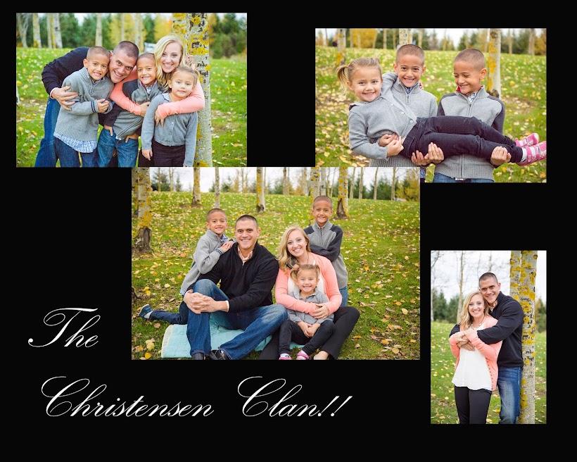 Christensen Clan!