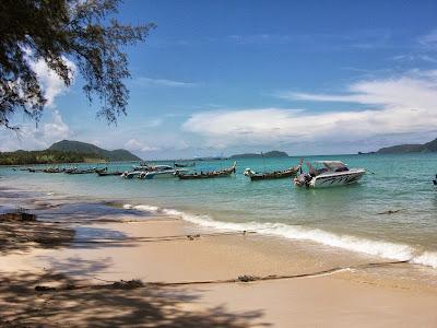 Thailand boat rentals