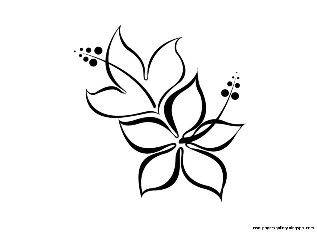 Free Designs Simple Flower Tattoo Design Wallpaper  Kaits tattoo