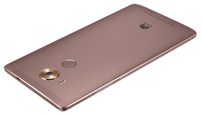 Huawei Unveils latest with FingerPrint  and 4GB Ram