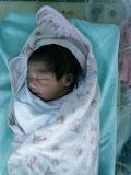 PUTRI DHIA AYRA (03 APRIL 2011)