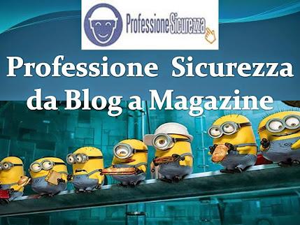 Da  Blog a Magazine ! Visita il nuovo sito !