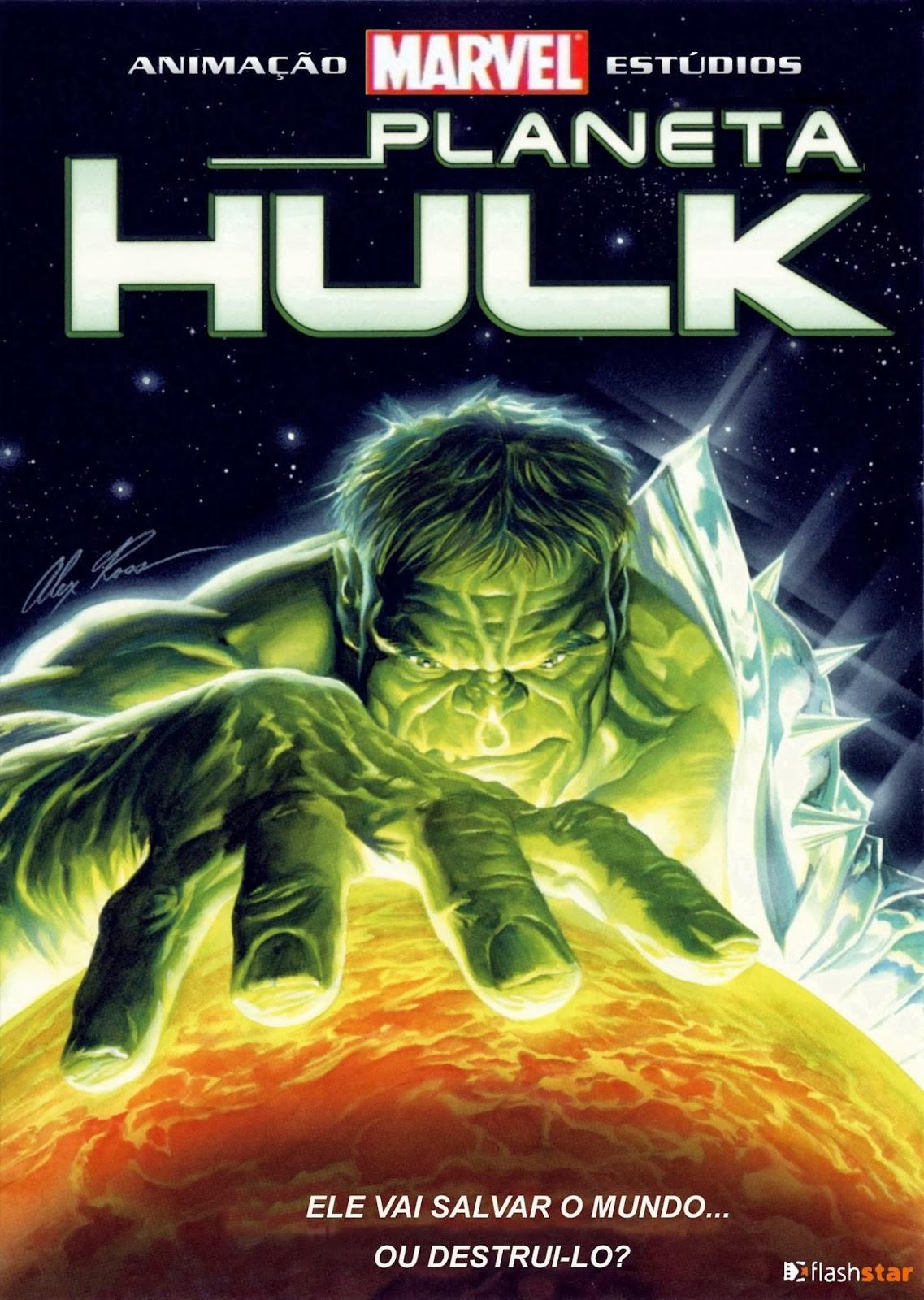 Planeta Hulk – Dublado (2010)