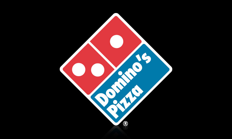 Domino 39 s pizza logos for Domino pizza