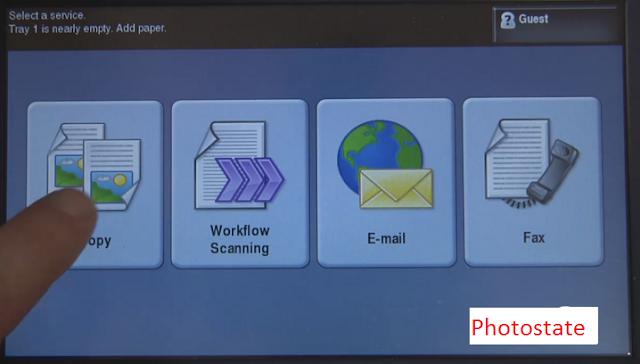 How to Do Xerox