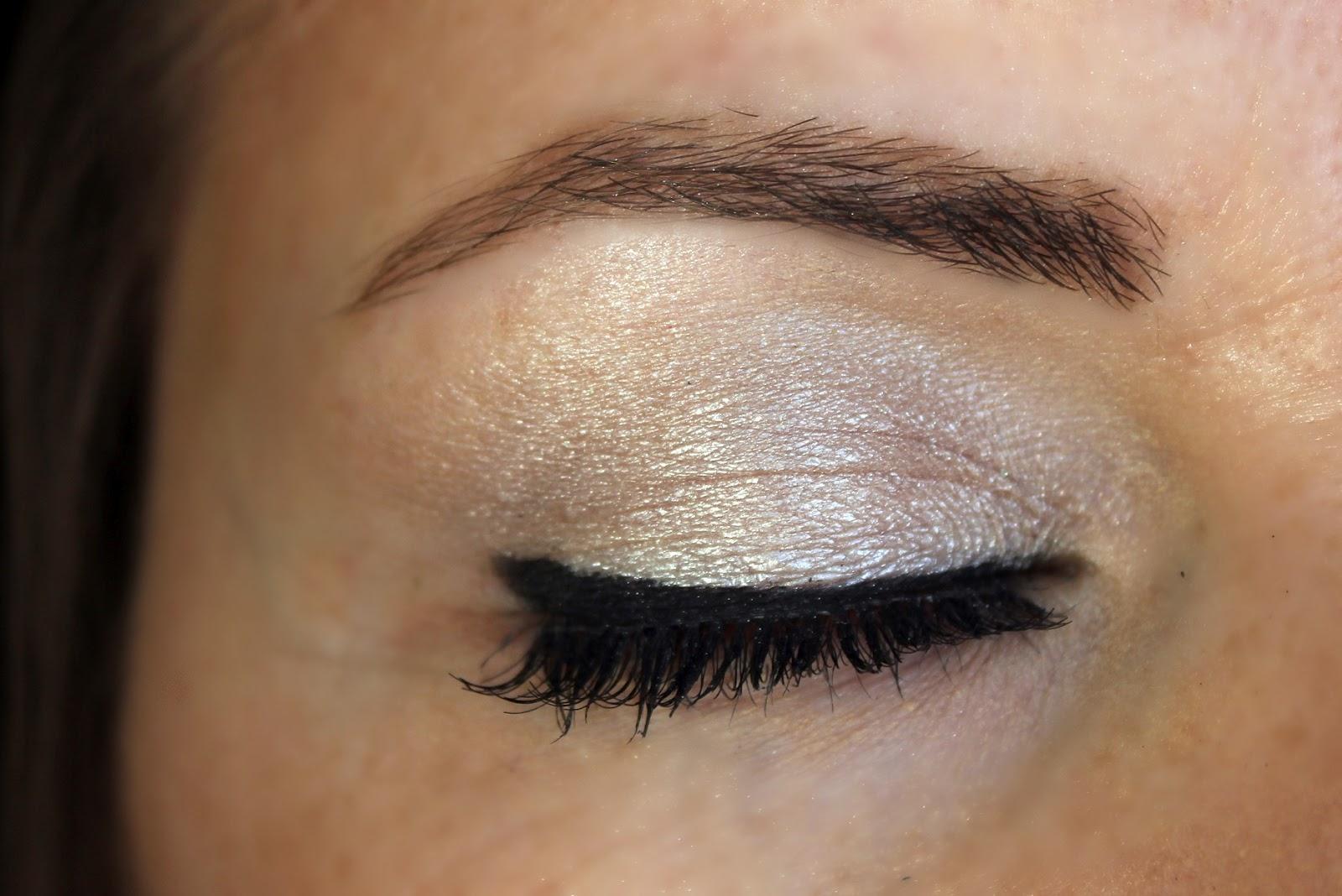 Blushing basics foiling eyeshadow eye makeup tutorial baditri Images