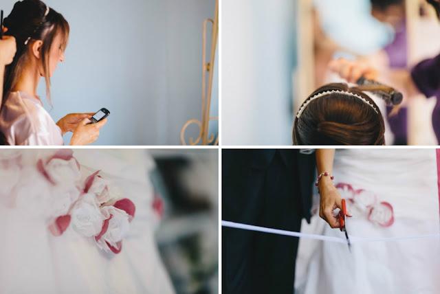 DIY wedding, © Andrea Tappo - BrideInItaly.com