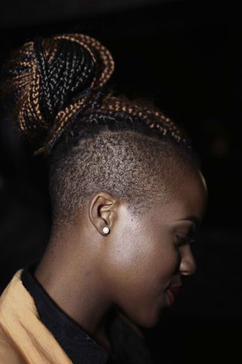 Incredible Box Braids with Shaved Sides 347 x 520 · 22 kB · jpeg