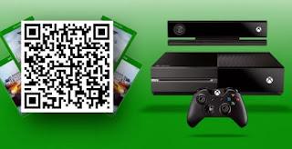 xbox one qr games