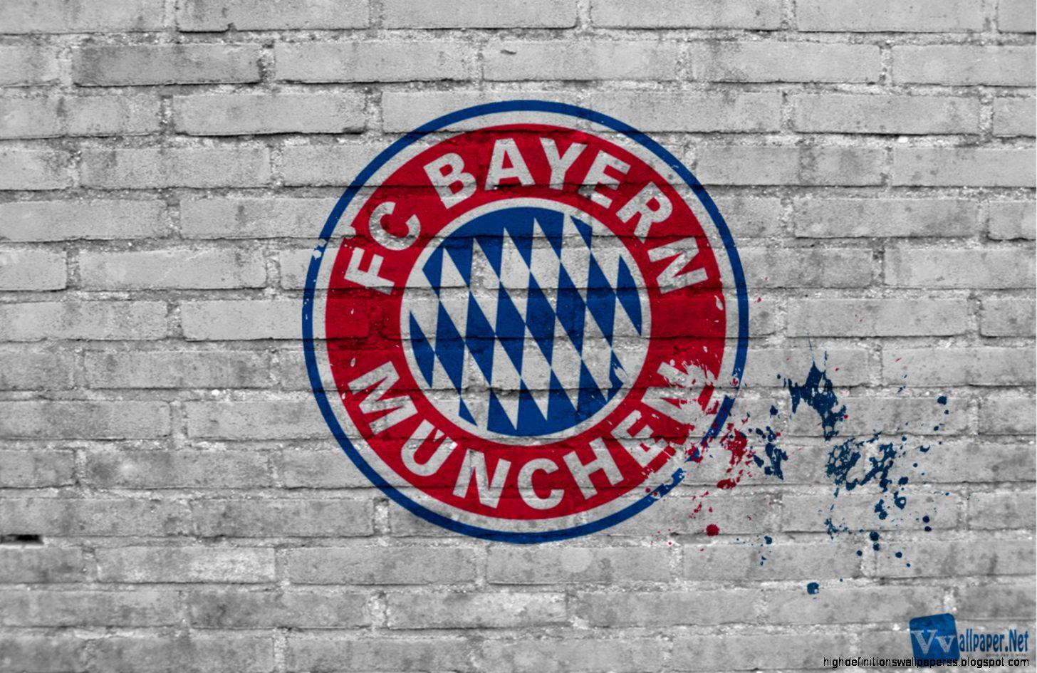 Fc bayern munchen logo sport hd wallpaper desktop high view original size bayern munich hd wallpaper bayern munich voltagebd Image collections