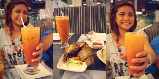 cebu food trip blue elephant