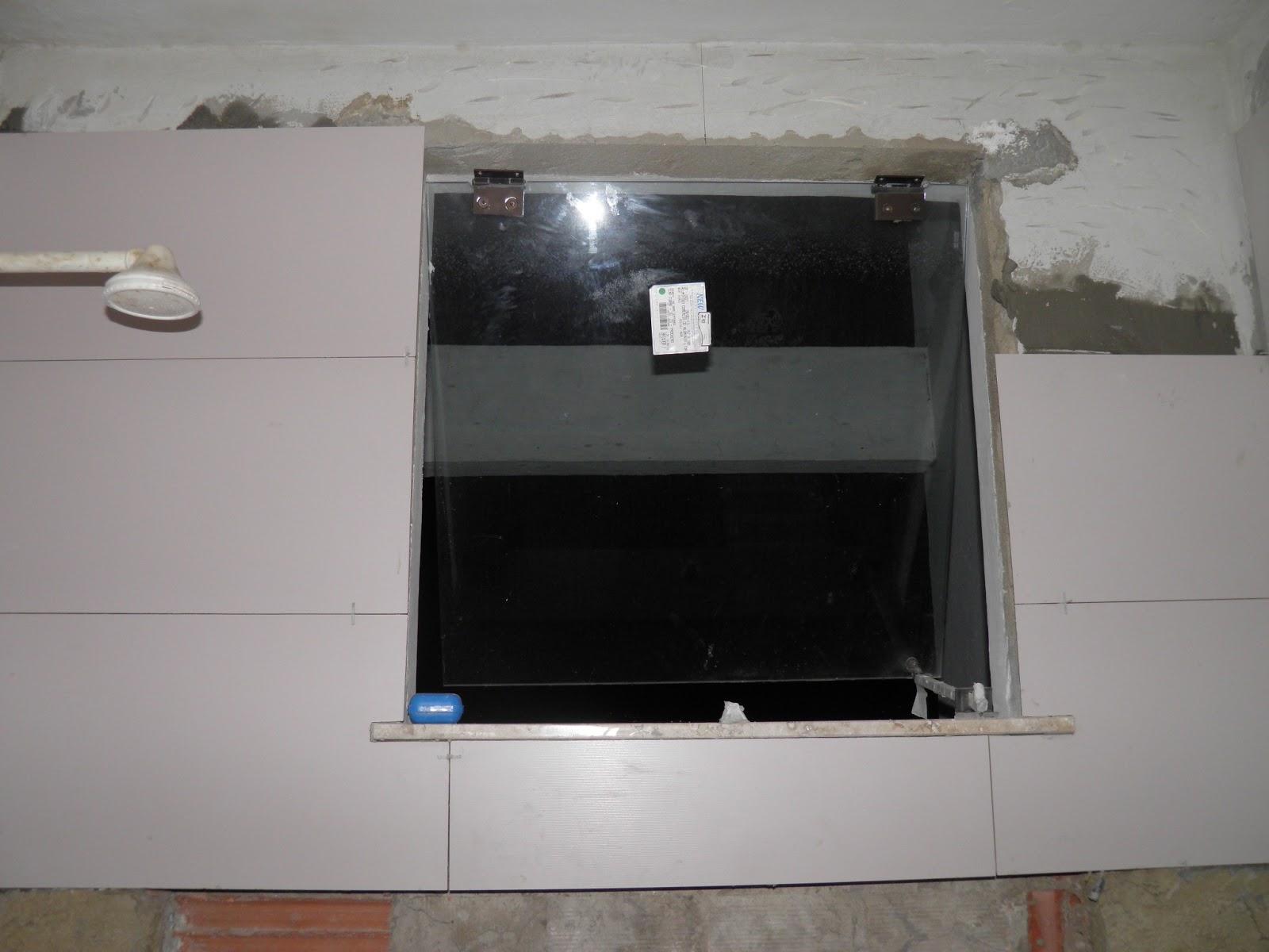 Imagens de #465B76  do revestimento do banheiro social e dúvida no banheiro suíte help 1600x1200 px 3558 Blindex Banheiro Belem