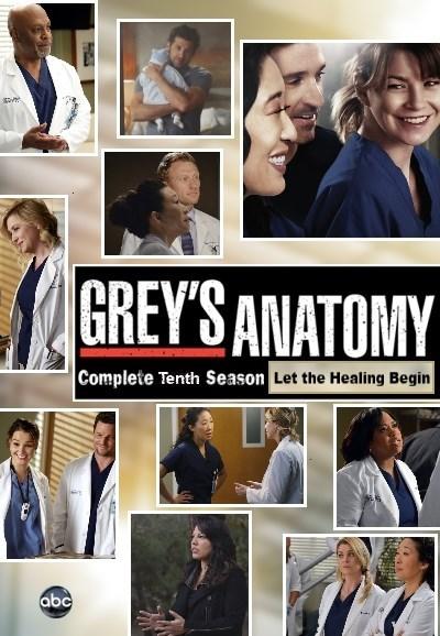 Ca Phẫu Thuật Của Grey Phần 10