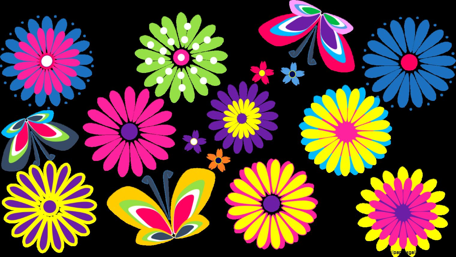 Free clipart images of flowers flower clip art pictures image 1 2