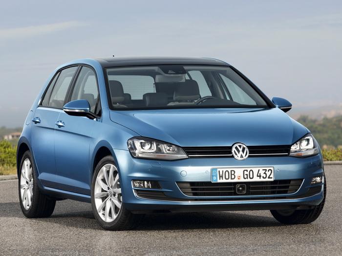 Volkswagen Mk VII (2013MY)