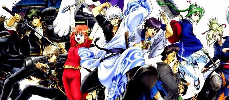 Gintama season 2 akan tayang pertengahan tahun depan