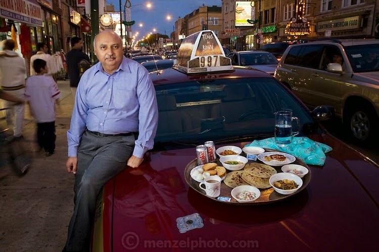 comidas alrededor del mundo taxita en chicago