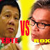 Duterte Says He Will Slapped Roxas, Mar Says His Ready. Watch Viral Video
