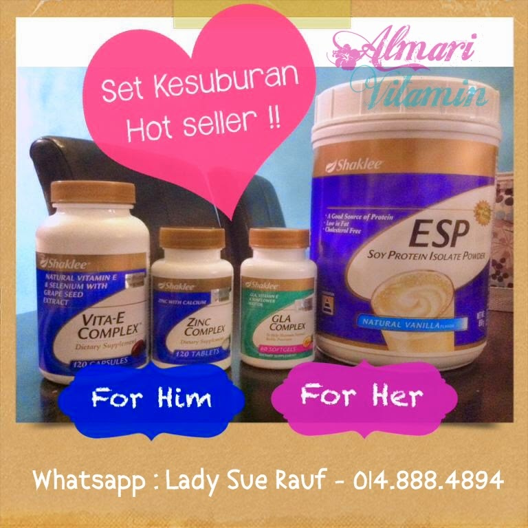 SET KESUBURAN HOT SELLER