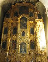 Catedra Metropolitana - Ciudad Mexico - altar