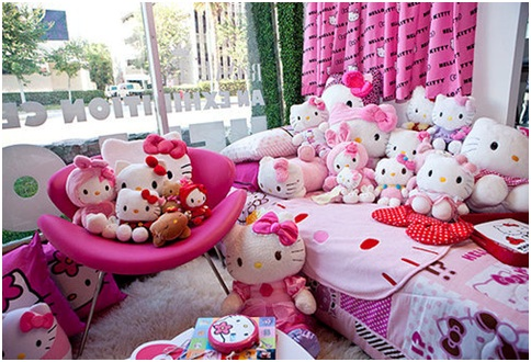 hello kitty bedroom decorations interior designs room. Blue Hello Kitty Bedroom   laptoptablets us