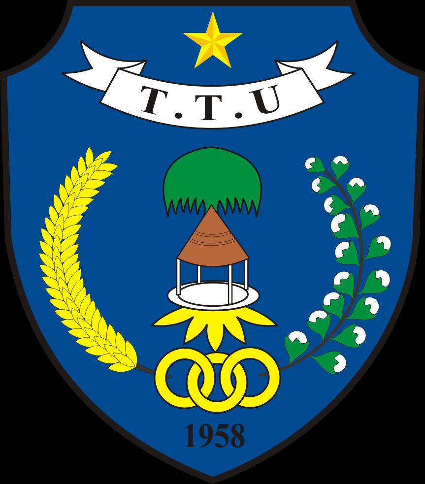 Logo Kabupaten Timor Tengah Utara Ttu Logo Lambang Indonesia