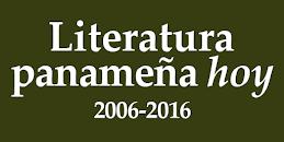 Literatura panameña hoy