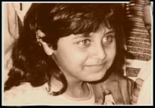 Rani Mukherjee was little time photos
