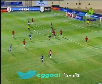 اهداف مبارة النصر والأهلي فى الدورى المصرى  alnasr egyp vs  al-ahly
