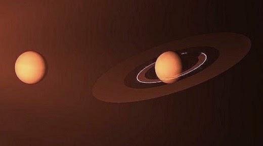 Nuevo planeta zona de habitabilidad