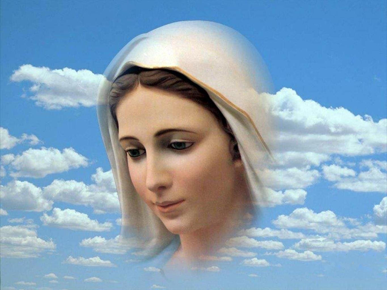 Душа ликует и твердим Молитву ведомую. Благая весть с небес сошла-Сын