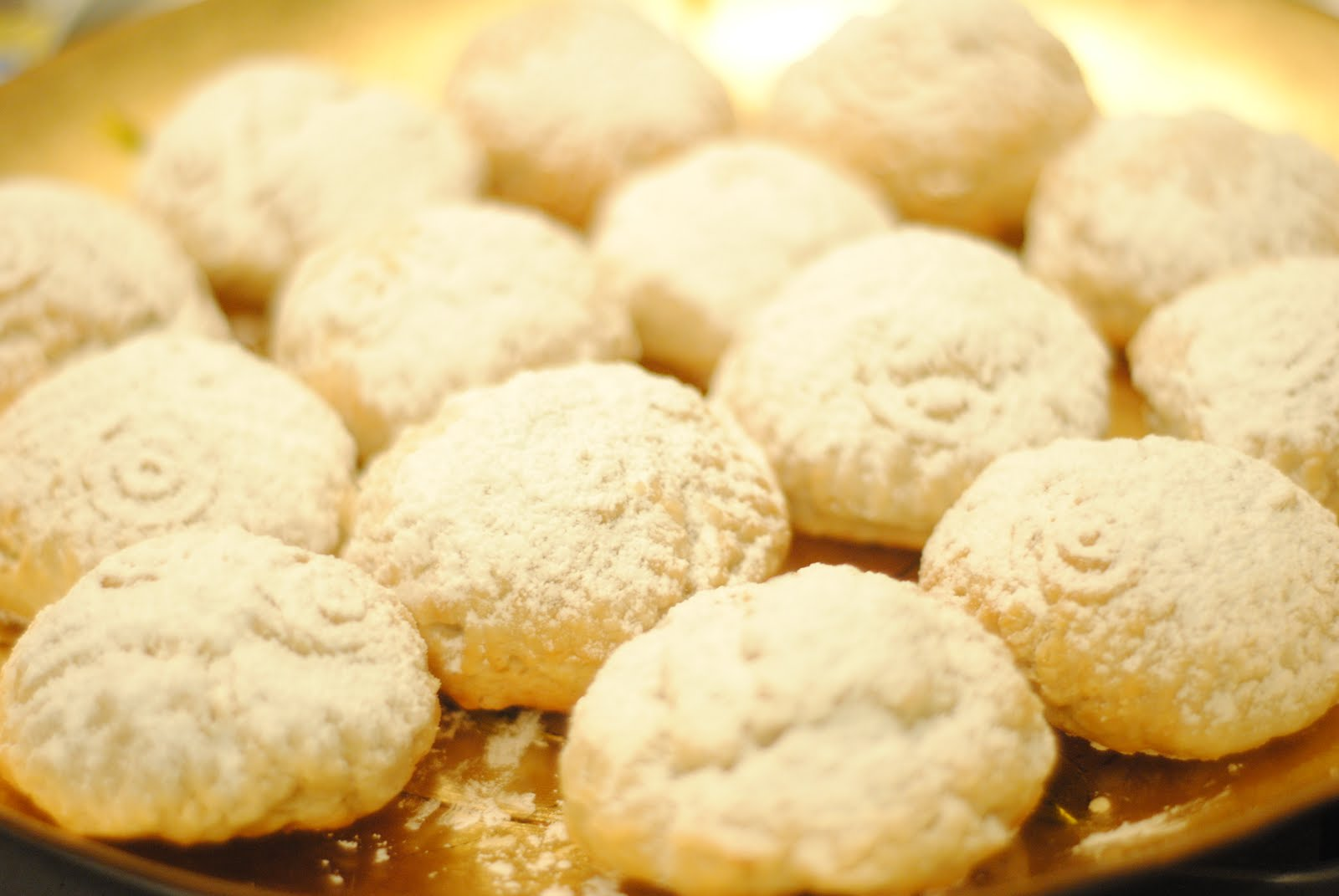 The egyptian kitchen dessert kahk cookies forumfinder Choice Image
