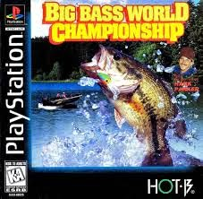 Big Bass World Championship - PS1 - ISOs Download