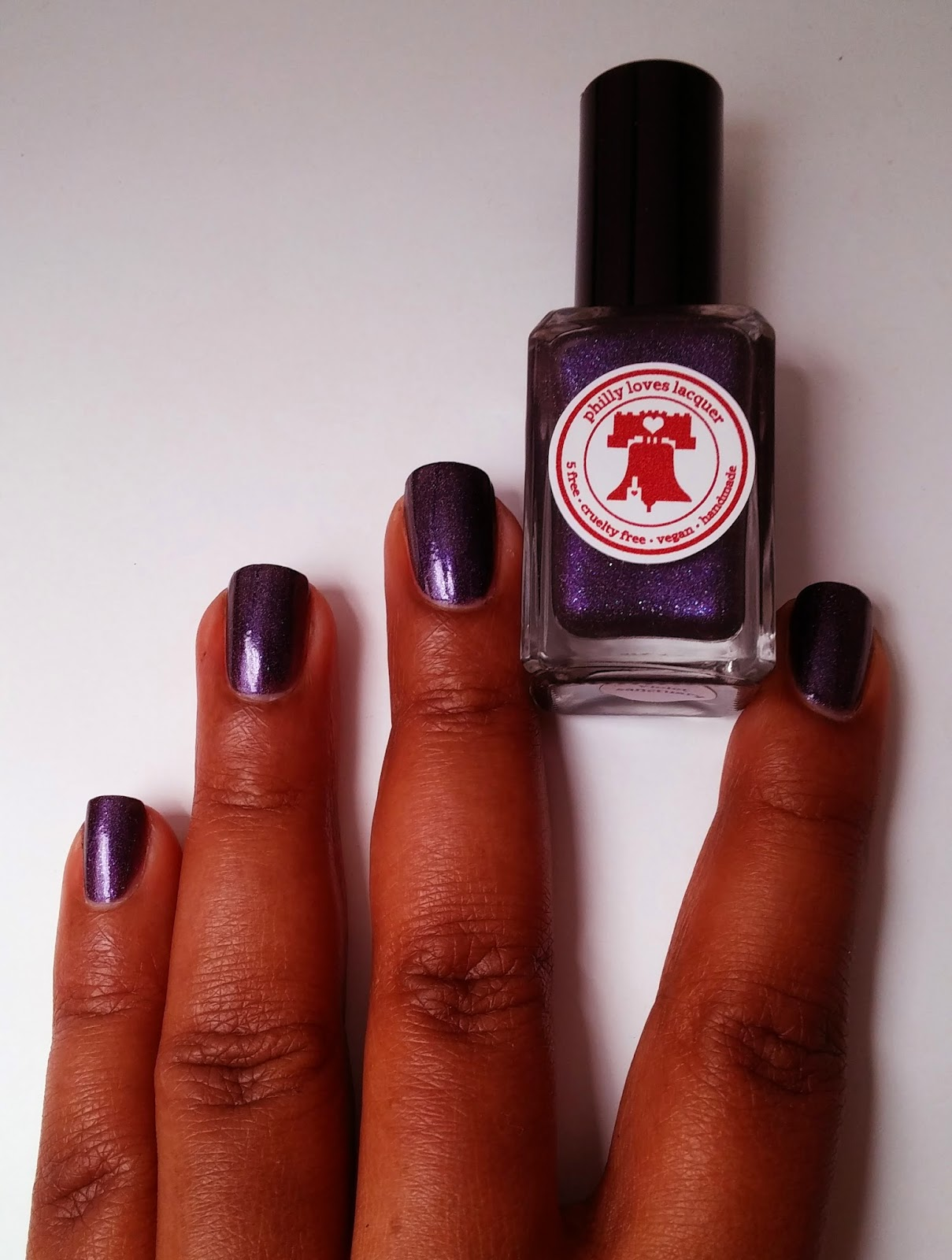 Philly Loves Lacquer in Violet Sanctuary