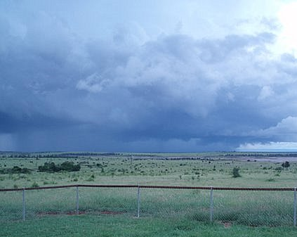 STORM SEASON AT 'BALD HILLS'