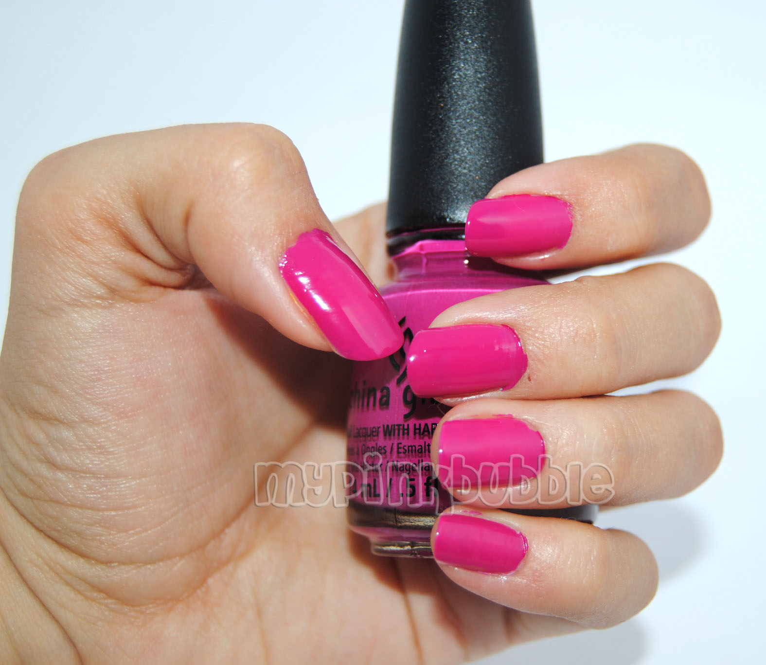 China Glaze Dune our thing swatch