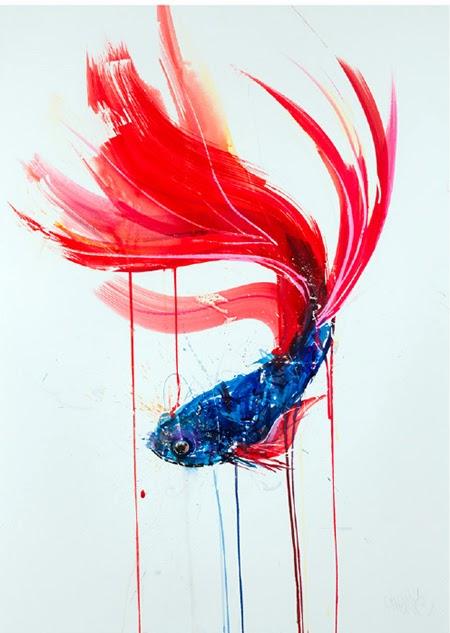 El arte contemporáneo de Dave White