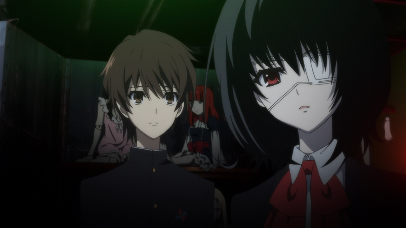 The Organization of the Otaku: Bad Luck, Horrific Deaths ... Another Kouichi And Misaki