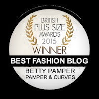 Best  Plus Size Fashion  Blog Winner 2014
