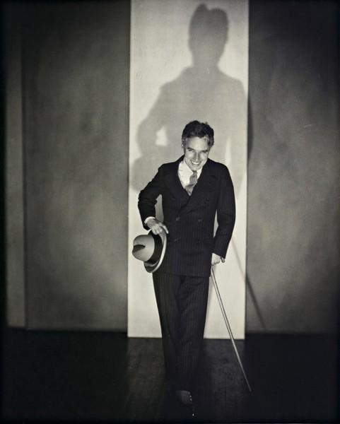 Charles Chaplin. Edward Steichen. Fotografía | Photography
