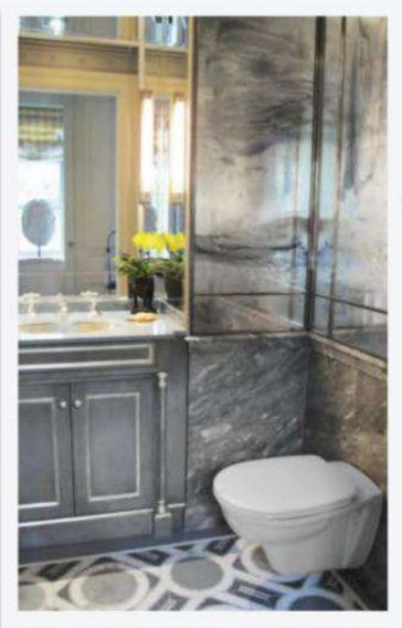 POWDER ROOM INTERIOR DESIGN 2013