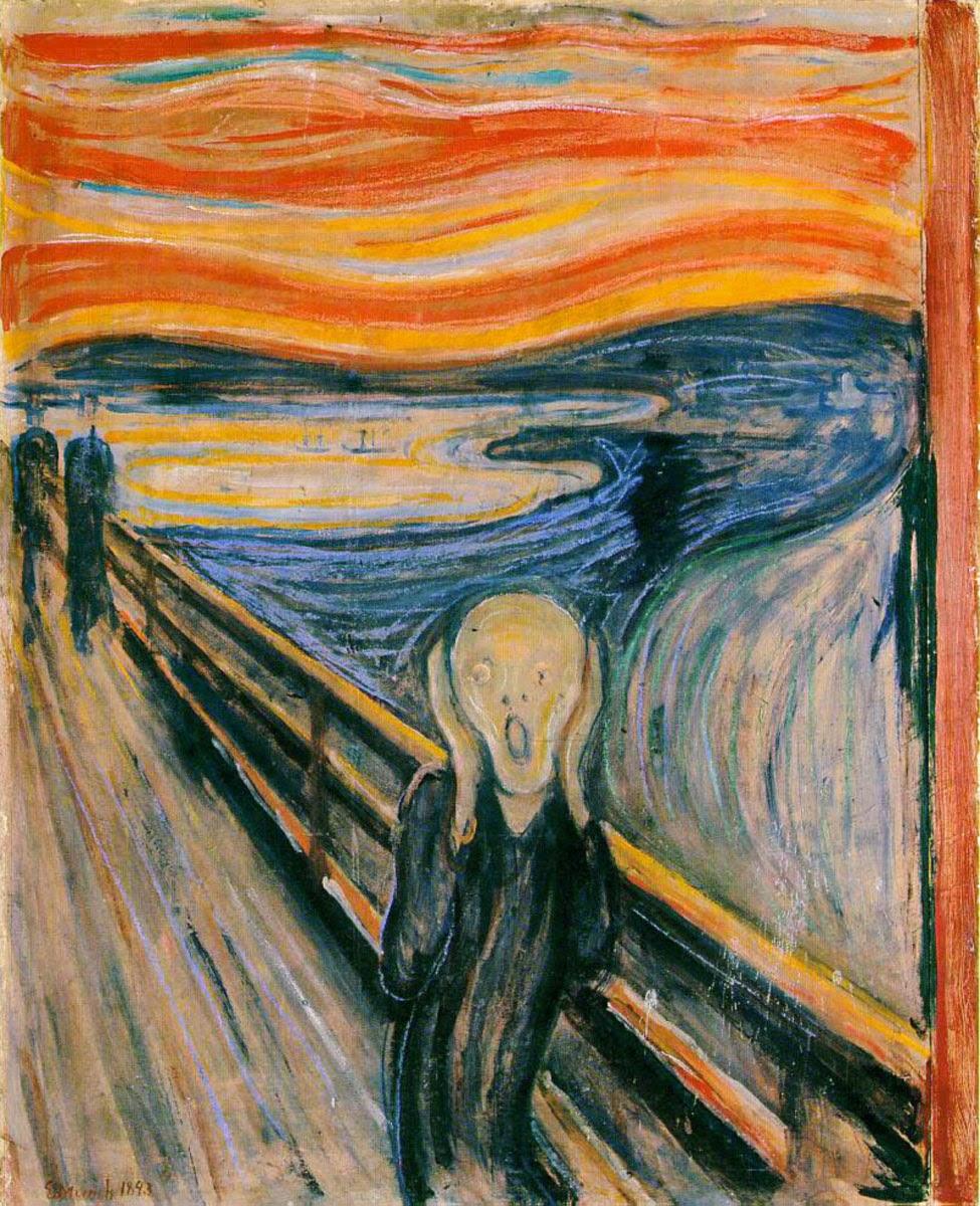 urlo - Edvard Munch